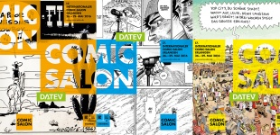 17. Internationaler Comic-Salon Erlangen 2016