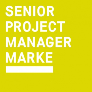 Senior Project Manager Markenkommunikation (m/w/d)