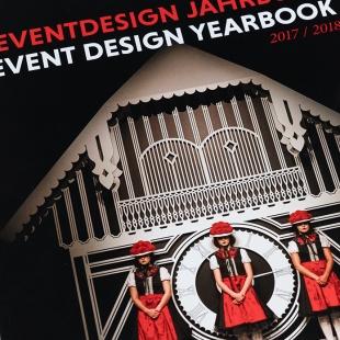 Eventdesign Jahrbuch 2017/2018