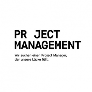 Project Manager (m/w)