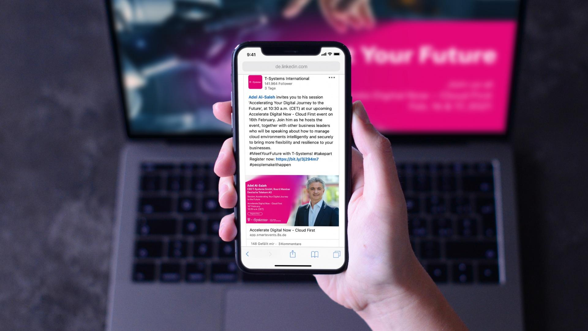 Accelerate Digital Now 2021