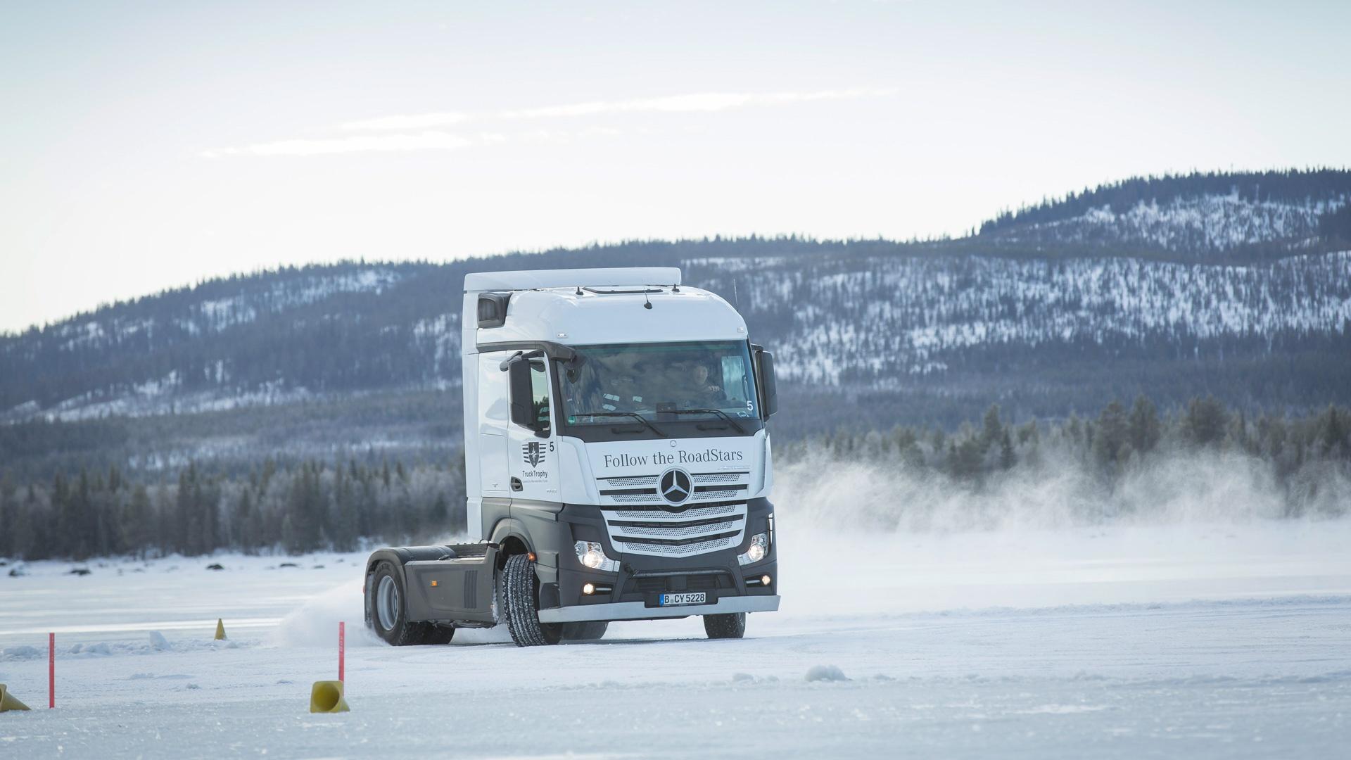 Mercedes-Benz TruckTrophy 2017
