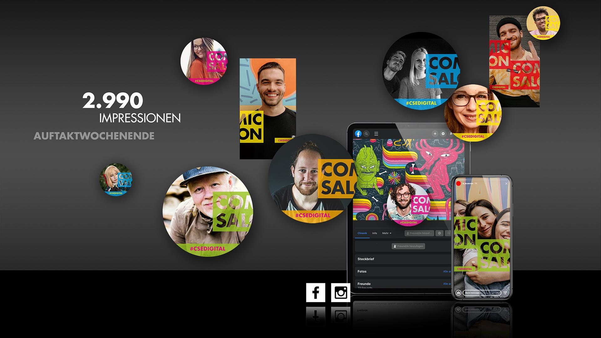 Digitaler Comic Salon 2020 #CSEDIGITAL