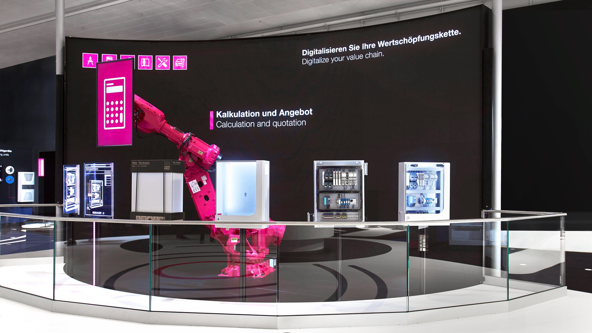 Hannover Messe 2019 – Rittal