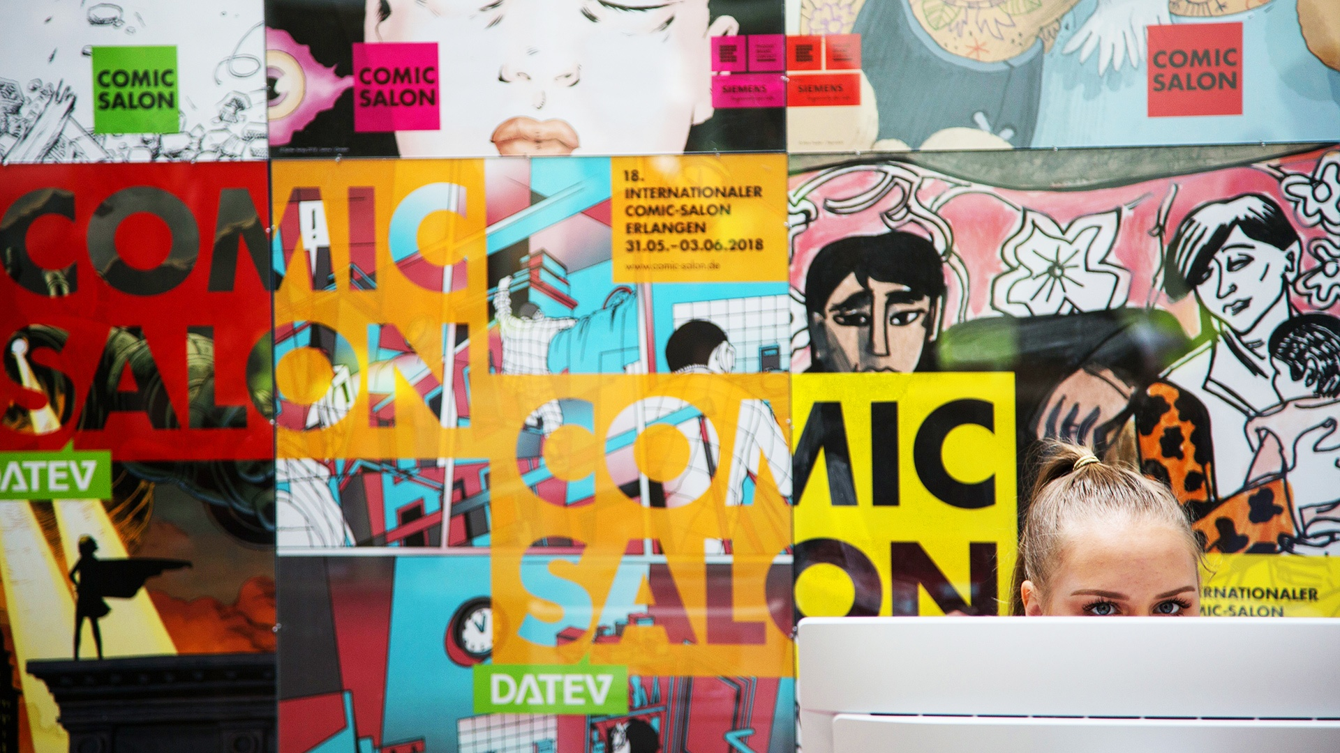 18. Internationaler Comic-Salon Erlangen