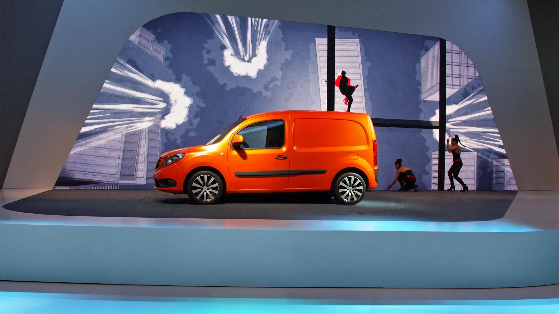 Daimler Citan Live Show