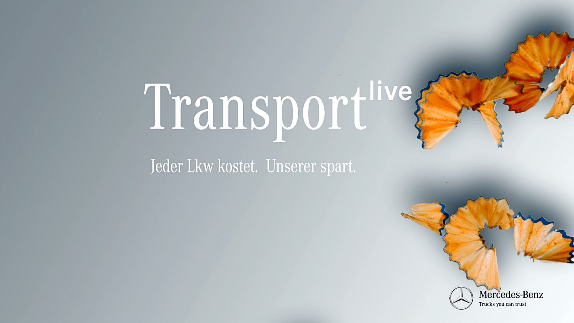 Daimler Infotainment Magazin Transport Live