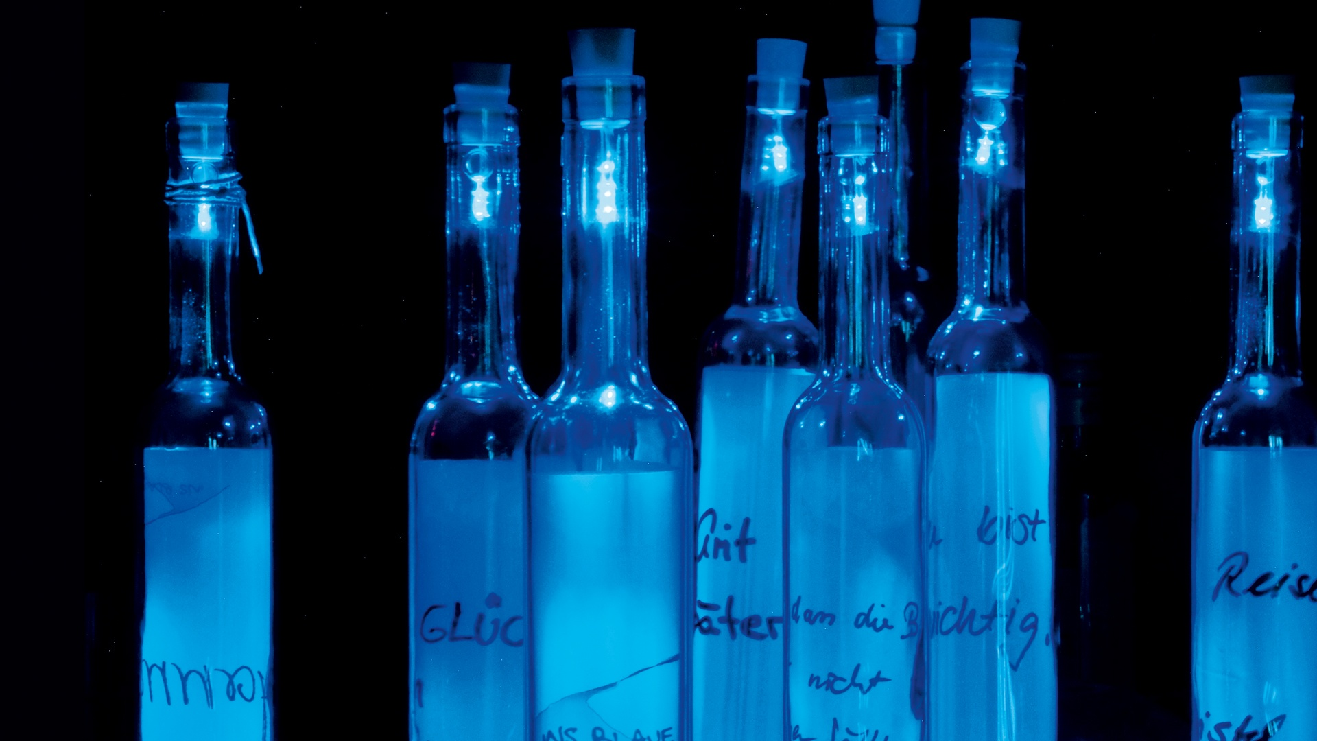 Public Event Blaue Nacht