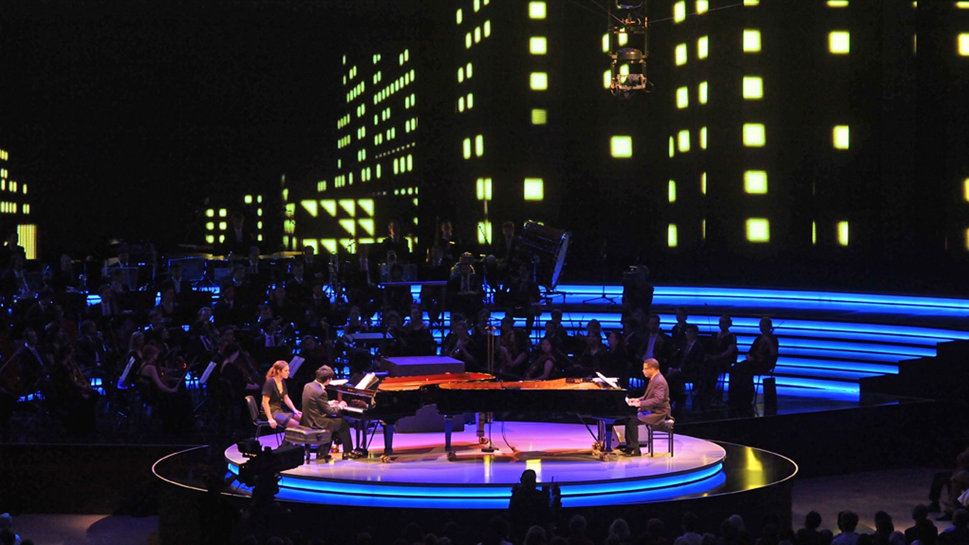 Lang Lang Show live o2 World Berlin