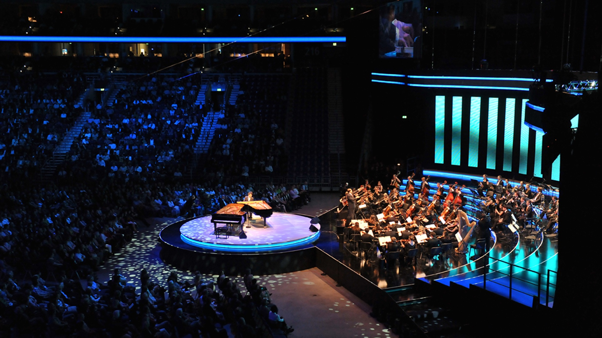 Lang Lang Konzert live o2 World Berlin