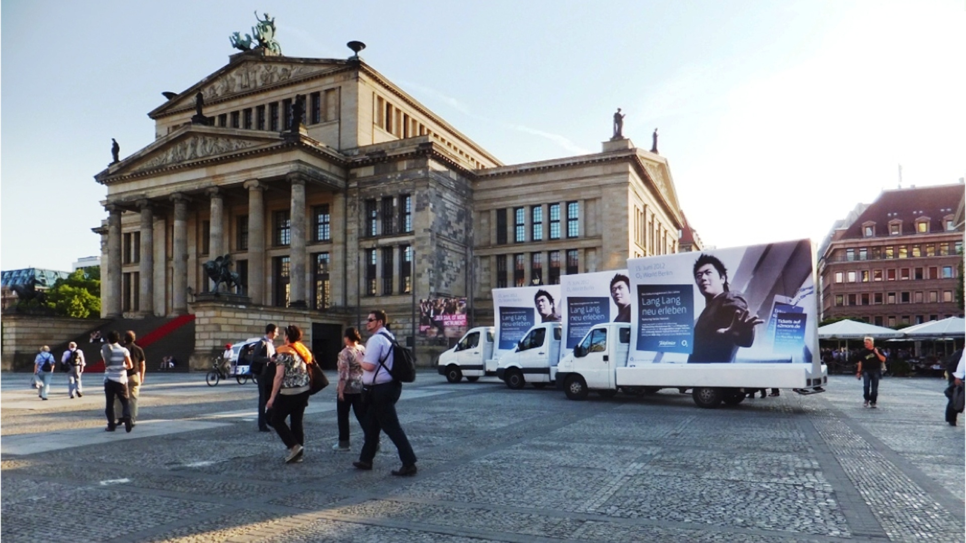 Lang Lang o2 World Berlin
