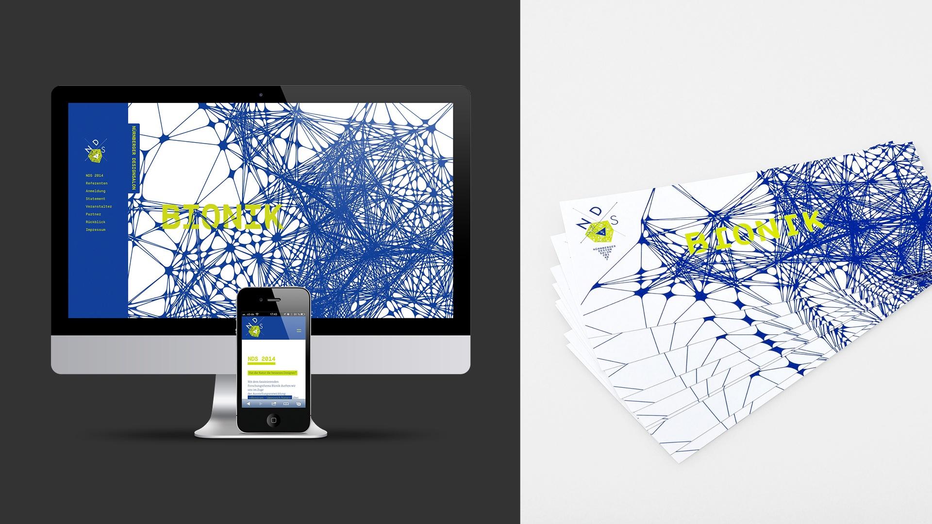 Web Design Nürnberger Design Salon