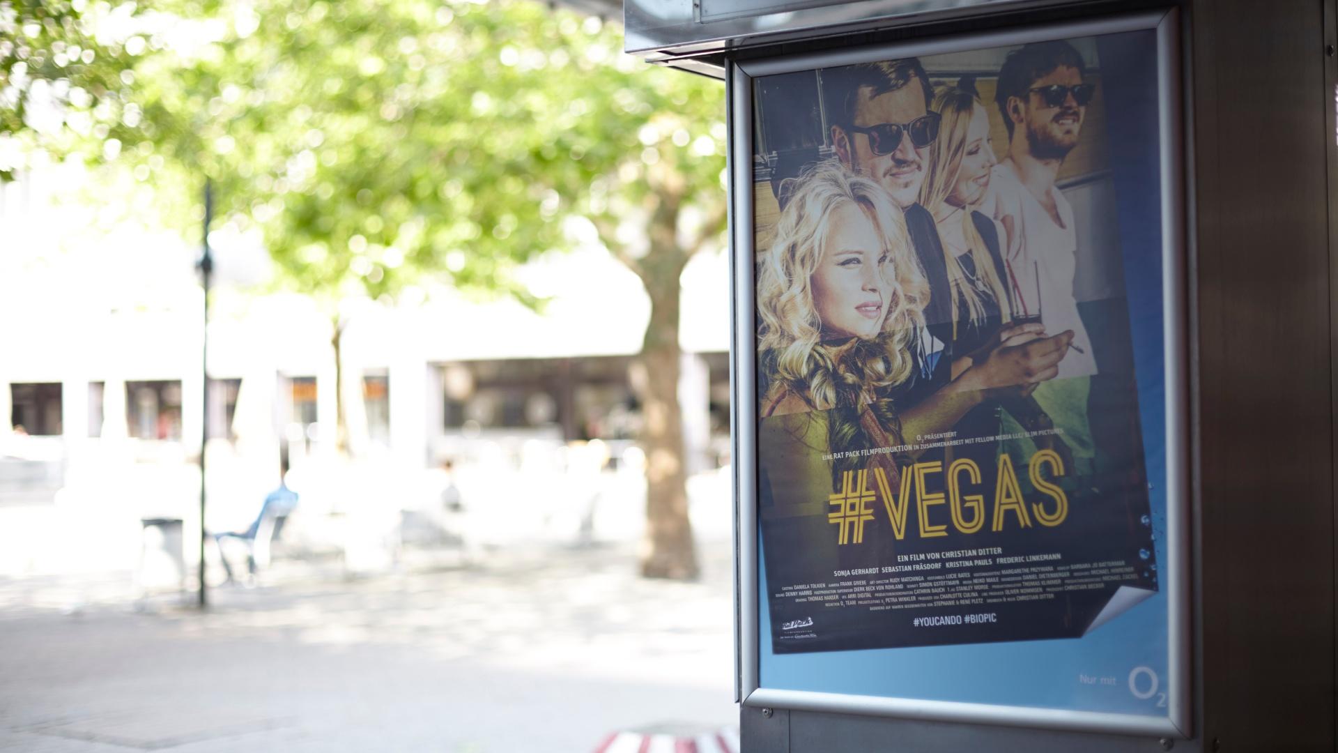 Film #Vegas social Biopic