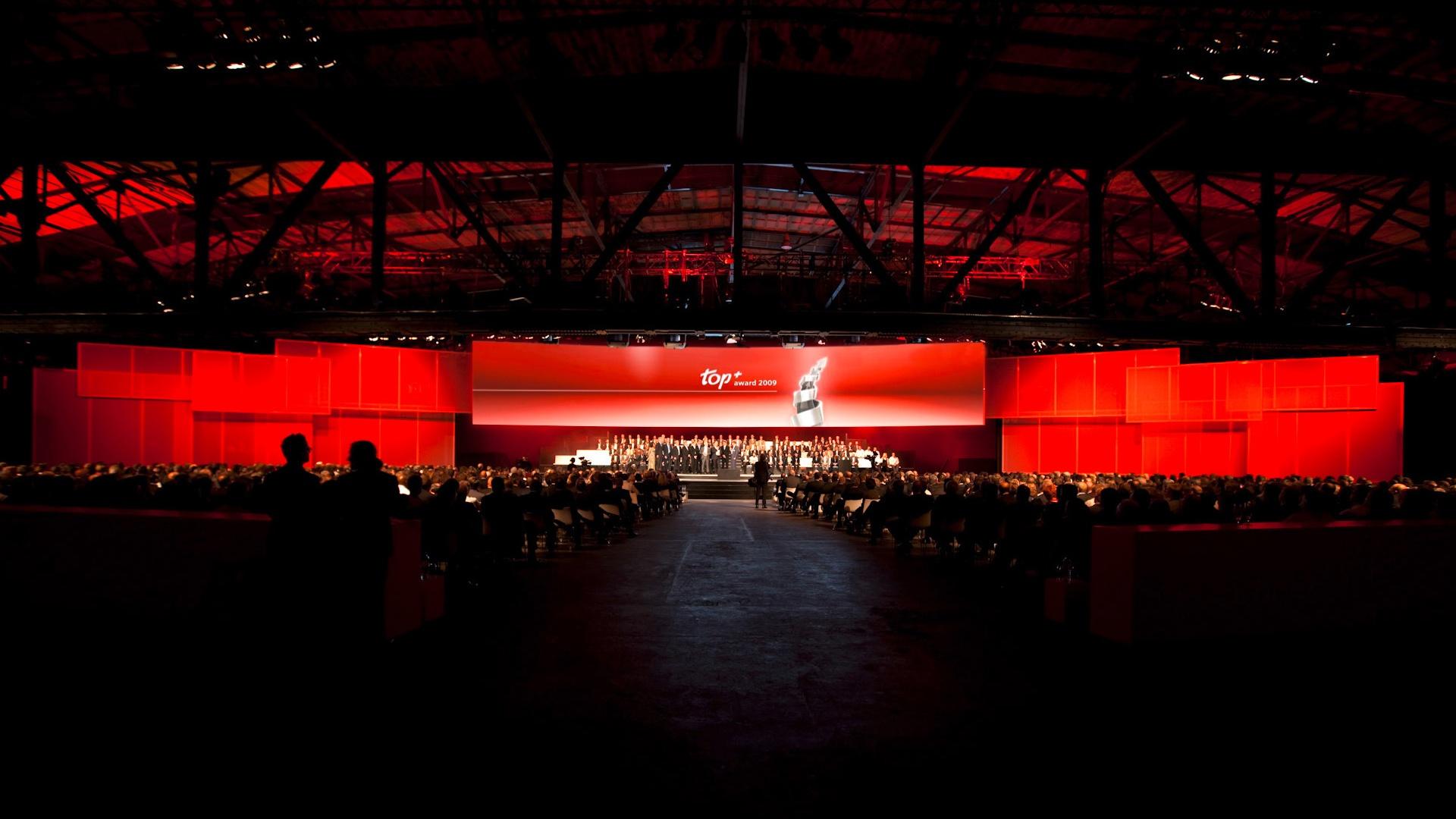 Siemens Top Plus Award